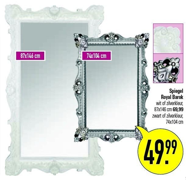 Spiegel het micha wertheim genootschap for Xenos spiegel